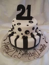 21st birthday classic designer cakes