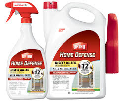 Orkin Bed Bug Spray Ortho Home Defense Insect Killer For Indoor U0026 Perimeter