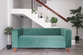 housse canap klippan comfort works l expert des housses de canapé sur mesure ikea
