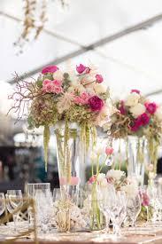Coral Wedding Centerpiece Ideas by Diana Ross Helps Plan Daughter Chudney U0026 39 S Maui Destination