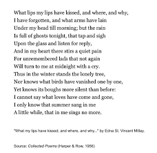 sonnet xliii by edna st vincent millay