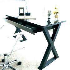 Small Computer Desk Office Depot Glass Desks Buy Modern  uofabooks