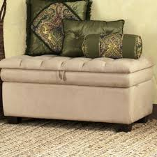 Pillow Top Bench Pillow Top Storage Bench From Seventh Avenue Dw70604