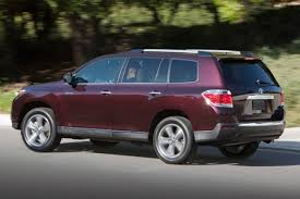 2013 toyota highlander limited accessories used 2013 toyota highlander for sale pricing features edmunds