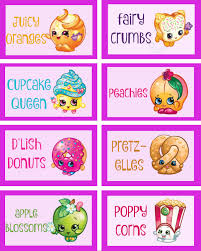 Welcome Home Banners Printable by Shopkins Free Birthday Party Printables Delicate Construction