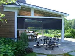 Canvas Awnings For Patios Amusing Canvas Awnings Kits For Patios With Lacy Veranda Curtain