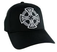 celtic iron cross hat baseball cap alternative clothing sons of