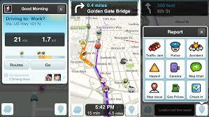 Waze Social Gps Maps Traffic Navigation App Waze Gets A Huge Redesign U2013 Now Less Cluttered But