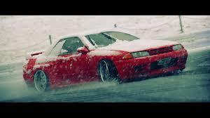 nissan skyline wallpaper 1920x1080 nissan skyline r32 blizzard drifting cars snow wallpaper