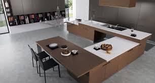 wooden kitchen island kitchen luxury white kitchen with wood cabinet and breakfast