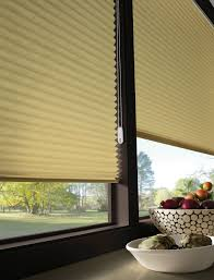 privacy shades no holes pleated shade blinds com