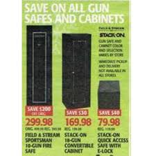 black friday deals on gun cabinets stack on 18 gun convertible cabinet 169 98 s sporting goods
