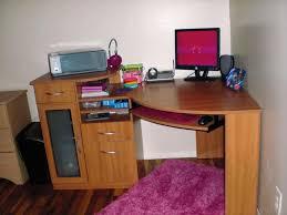 Corner Desk Furniture Corner Computer Desk For Narrow Rooms U2014 Desk Design Desk Design