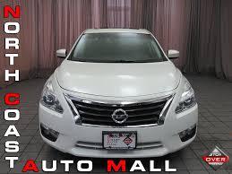 Nissan Altima 2014 - 2014 used nissan altima 4dr sedan i4 2 5 sl at north coast auto