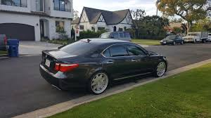 lexus is250 work wheels ca for sale 2007 lexus ls460 with 21