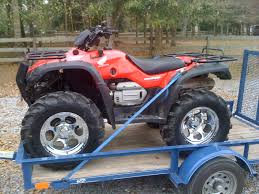 100 honda 420 rancher show your homemade snorkel page 2