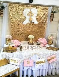 centerpieces for bautizo baptism centerpieces best baptism party decorations ideas