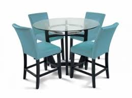 bobs furniture round dining table dining room sets bob s discount furniture pertaining to set decor 3