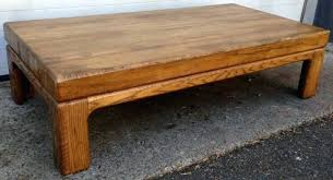 vintage wood coffee table vintage wooden coffee table coffee table appealing brown rectangle