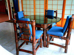 Bamboo Dining Room Chairs Tips On Caring For Bamboo Furniture To Make It More Durable And
