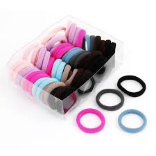 hair bands online buy rosallini 56 x colorful elastic rubber hair bands ponytail