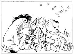 winnie the pooh thanksgiving coloring pages pictures many