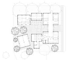 Public Building Floor Plans A Modern Library For A Rural Community U2013 Emerald Seven