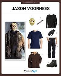 Jason Voorhees Costume Scary Homemade Jason Voorhees Costume From Freddy Vs Jason
