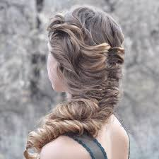 plait at back of head hairstyle 40 awesome jazzed up fishtail braid hairstyles