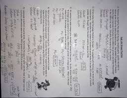 unit 8 solutions equilibrium and reaction rates mrs thompson