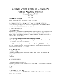 10 best images of formal meeting notes template formal meeting