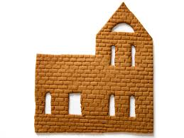ditch the kit for a gingerbread house good enough to eat serious