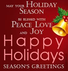seasons greeting from rayblessed blessed