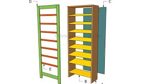 Tv Stand Plans Howtospecialist How by Inspiring How To Build A Shoe Rack For Closet Photo Tierra Este