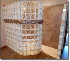Small Bathroom Designs With Walk In Shower Best 25 Glass Block Shower Ideas On Pinterest Bathroom Shower