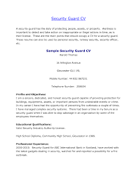 Denihan Hospitality Group Jobs Cover Letter Security Job Resume Cv Cover Letter