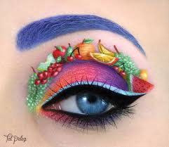 makeup for makeup artist this makeup artist transforms into gorgeous works of