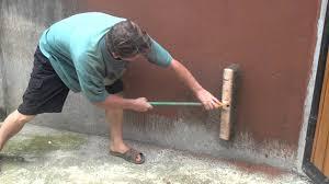 Cement Home Decor Ideas by Exterior Paint For Concrete Block Walls Painting Exterior Cinder