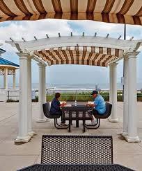 shade pergolas u0026 pergola canopies from walpole woodworkers