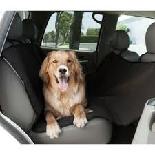 quilted suede hammock style pet car seat cover free shipping