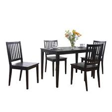 black dining room sets kitchen dining room sets you ll