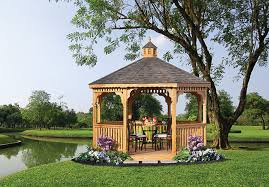 Gazebo Or Pergola by Outdoor Gazebos For Sale Amish Pergolas Nj