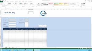 Excel Spreadsheet Tutorials Import Journals From Excel To Sage 200