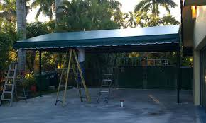 Carports And Awnings Carport Awnings U0026 Carport Canopies In Miami