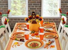 thanksgiving decoration ideas city