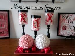 love decorations for the home brilliant 10 valentine decorations for the home design ideas of 18