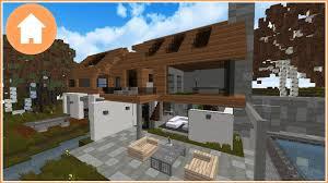 minecraft modern house design showcase youtube