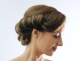 vintage hair amelia garwood wedding hair make up artist norwich 1930s
