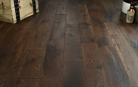 Dark Wide Plank Laminate Flooring Storehouse Plank Real Wood Floors