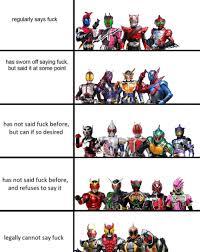 Ooo Meme - kamen rider ooo meme tumblr